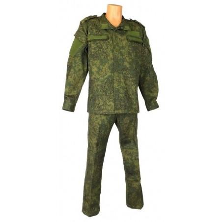 """Summer uniform VKBO - Digital Flora, """"Fir"""""""