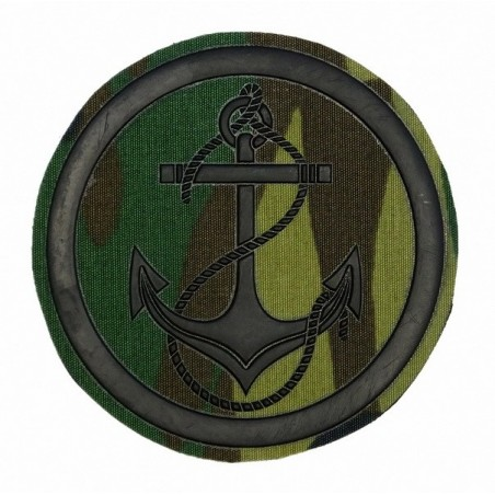 """Marine Infantry"" patch, camouflaged"