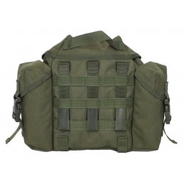 TI-P-RB-SS Small backpack - knapsack, OLIVE