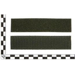 """Stripe with the blood type """"0(I) +"""", with velcro, Digital Flora, PR300"""