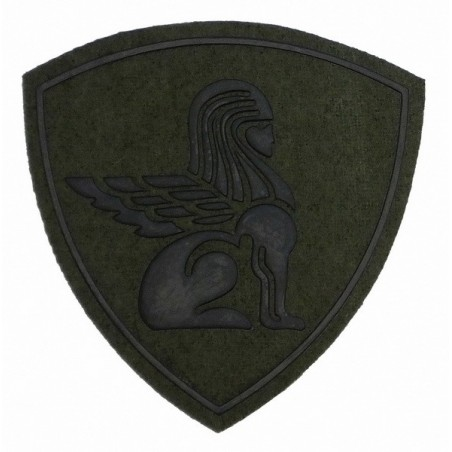 """""""North-west Military District"""" patch, slaked"""