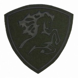 """North Caucasus Internal Forces District"" patch, slaked"