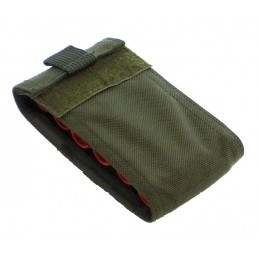 TI-P-6P-12K Pouch for 6 shotgun shells, OLIVE