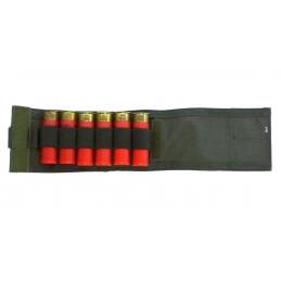 TI-P-6P-12K Pouch for 6 shotgun shells, OLIVE
