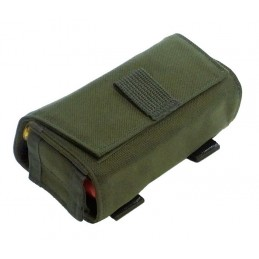 TI-P-12DP-00 Pouch for 12 shotgun shells, OLIVE