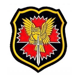 """Naszywka """"Zwiad Wojskowy"""""""