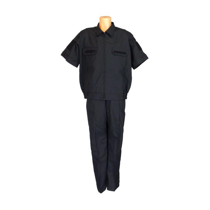 Letni mundur garnizonowo-biurowy oficerów Floty i Piechoty Morskiej