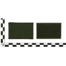 Stripe - Russian Flag, extinguished version, embroidery, with fastener