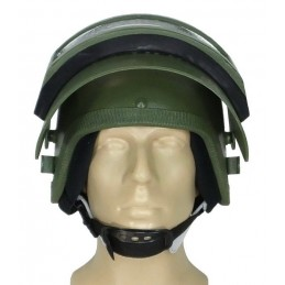 Helmet K6-3 with visor - REPLICA