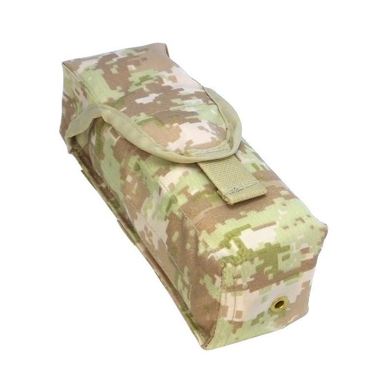 TI-P-2AK-00 Pouch for 2 AK magazines, Digital Beige (Syria)