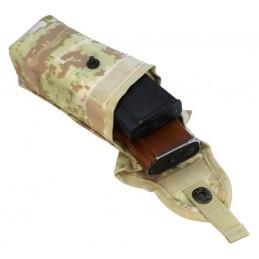 TI-P-2AK-00 Ładownica na 2 magazynki AK, Cyfrowy Beż (Syria)