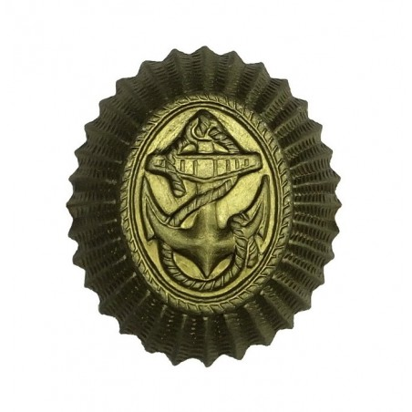 Bow attached to Navy privates caps, field