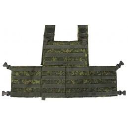 TI-OZ-BNZM-GSS Combat vest BNZ-M, Digital Flora