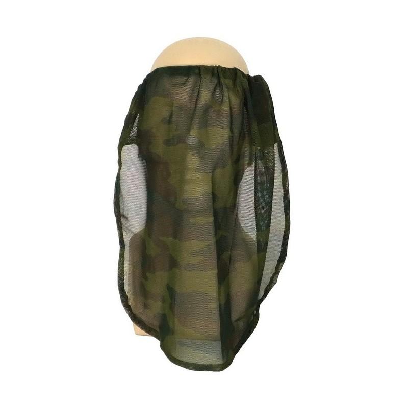 Sniper's net, Flora