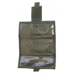TI-P-KS-M Small map case, OLIVE