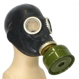 GP-5 gas mask, black