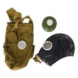 GP-5 gas mask, black