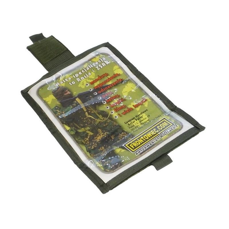 TI-P-KS-M Small map case, Digital Flora