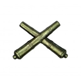"""Missile Forces and Artillery"" branch insignia, field"