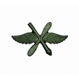 """Air Forces"" - branch insignia, field"