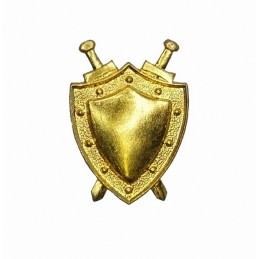 """Prosecutor's Office"" branch insignia, gold"