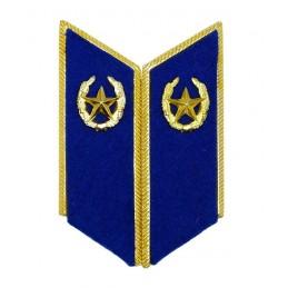 Patki do mundurów wyjściowych KGB z korpusówkami
