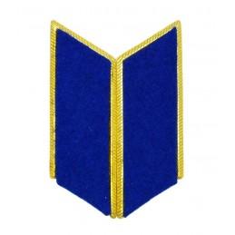 Patki do mundurów wyjściowych KGB, Prokuratury lub Kawalerii
