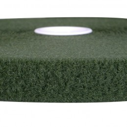 Fasteners of the Velcro® - LOOP, olive. 25 mm