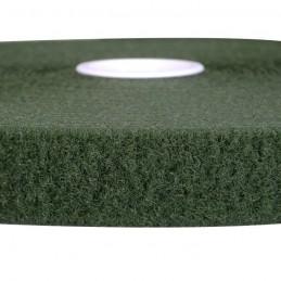 Rzep Velcro - PĘTELKA, oliwkowy - 25mm