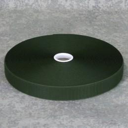 Rzep Velcro - HACZYK, oliwkowy - 30mm