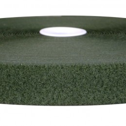 Fasteners of the Velcro® - LOOP, olive. 30 mm