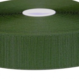 Fasteners of the Velcro® - HOOK, olive. 38 mm