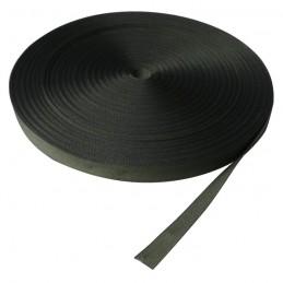 Load-bearing tape TS548 Olive - 25mm, NIR