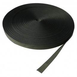 Load-bearing tape TS548 Olive - 25mm, NIR
