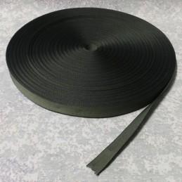 Taśma nośna TS548 Oliwka - 25mm, NIR
