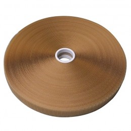 Fasteners of the Velcro® - HOOK, Tan. 25 mm