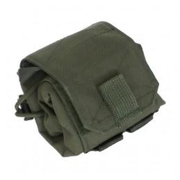 TI-P-PM-M Hip drop bag for magazines, OLIVE