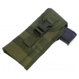 TI-P-KU-LW Kabura uniwersalna na pistolet, lewa, OLIWA