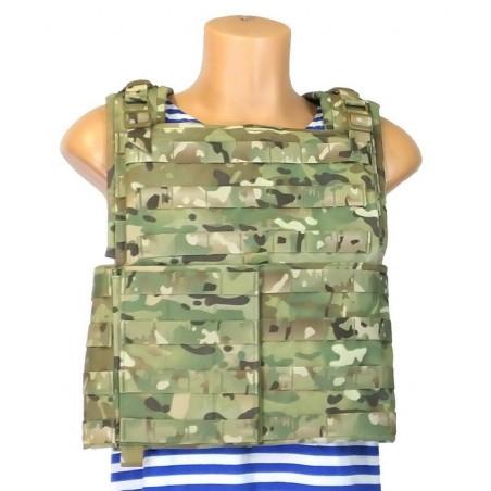 TI-OZ-BNZM-GSS Combat vest BNZ-M, Multikam