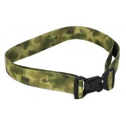 "Trousers belt ""40FP18 Fidlock V-Buckle"", Green Atak camouflage"