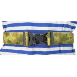 "Trousers belt ""40FP18 Fidlock V-Buckle"", Green Atak camouflage"