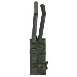 TI-P-KO-PR Universal open holster for a pistol, right, Digital Flora