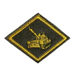 Naszywka dla załóg pojazdów pancernych, haftowana