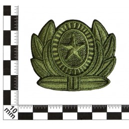 Bow/loop, for officers, field version, embroidered