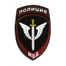 """Stripe-morale 3D """"Russia MVD - Spetsnaz"""", shield"""