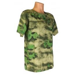 """T-shirt w kamuflażu """"Zielony Atak"""""""