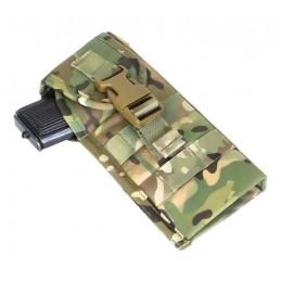 TI-P-KU-PR Kabura uniwersalna na pistolet, prawa, Mulikam