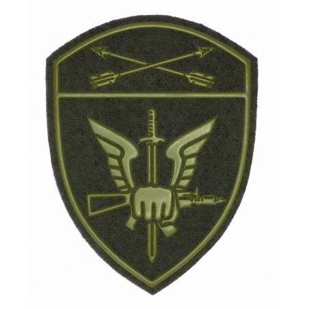 """Spetsnaz of Rosgvardia Siberian MD"" patch, slaked"