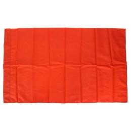 Red flag - PZPR, nylon, 95x58 cm