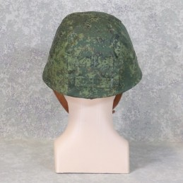 RZ Cover for steel helmet model 68, Digital Flora